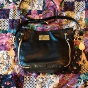 Nicole Miller bag and wallet